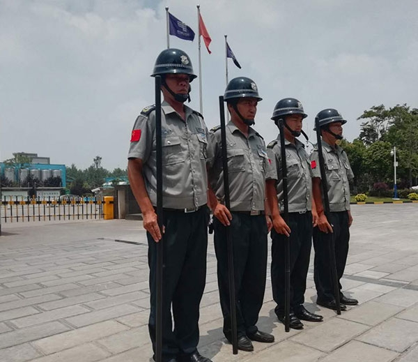 临沧企业事业单位安保服务